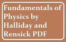 Fundamental Physics Pdf