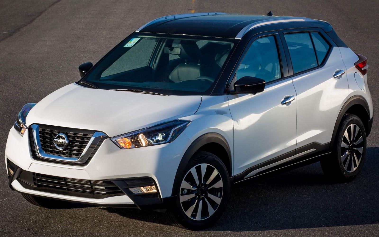 Nissan Kicks 2020 com piloto automático e descança braço ...