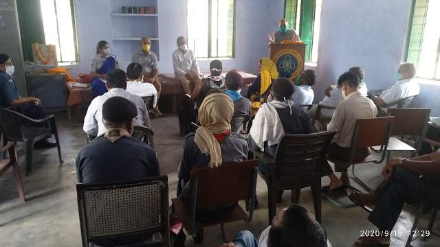 स्काउट गाइड स्थानीय संघ ने कार्यकारिणी की बैठक का आयोजन कर विभिन्न मुद्दों पर चर्चा की