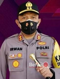 Kapolres Luwu Utara, Pasca Bom Di Makassar, Minta Perketat Pengamanan