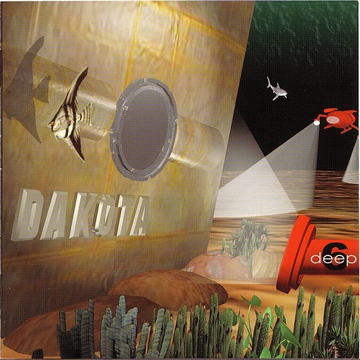DAKOTA - Deep 6 [Reissue 2016] full