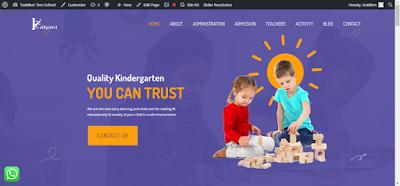 Toddlers Den Kalyani School