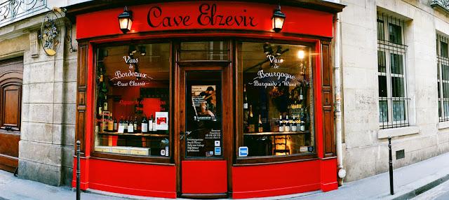 Onde comprar bebidas em Paris