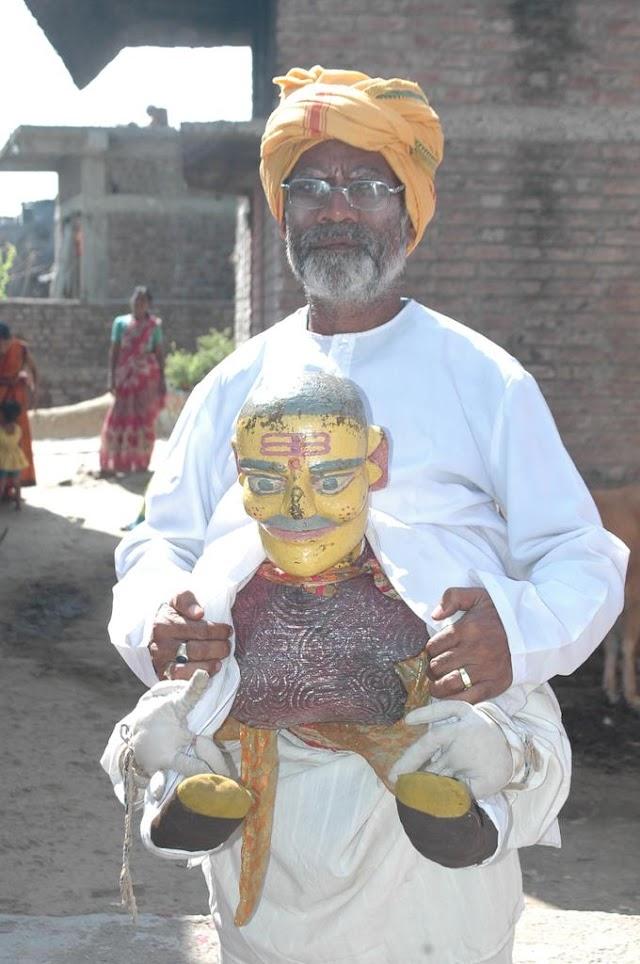 रायरंद आणि बहुरूपी यांची सोंगे (Folk Art of Rairand And Bahuroopi)