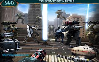 Download Walking War Robots v1.0.1 Apk + Data Android