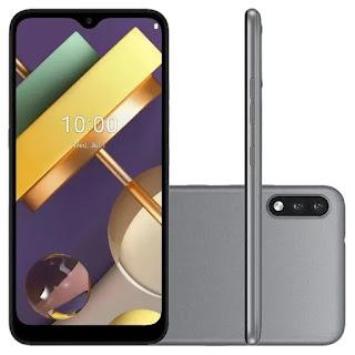 "Smartphone LG K22+ 3GB 64GB 6,2"" - LMK200BAW"