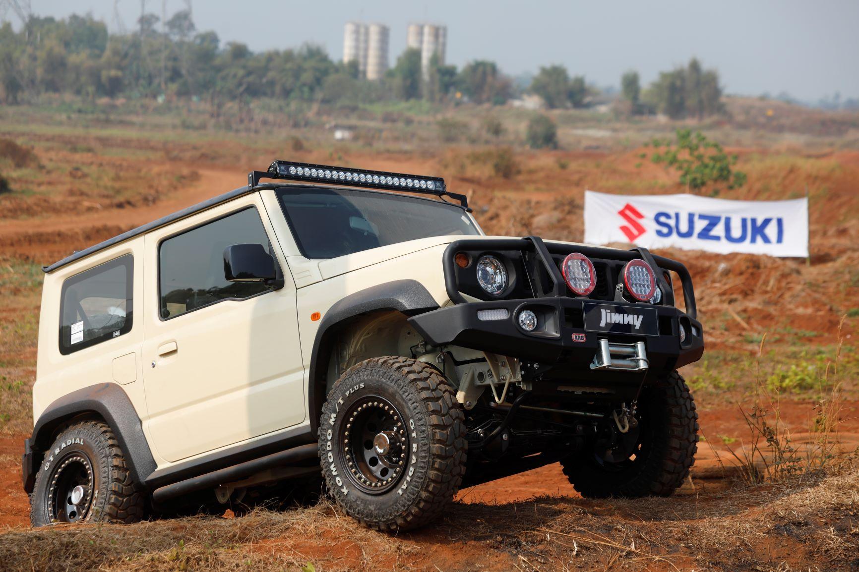 Suzuki Lakukan Product Quality Update untuk Jimny