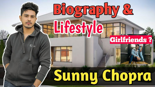 Sunny Chopra (Tiktok Star) Biography, Lifestyle, Income, House, Family | Tiktok Star Biography