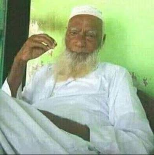মিরসরাইয়ে বুজর্গ আলেম মাওলানা নুরুল হুদার ইন্তেকাল