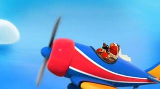 Sesame Street Elmo The Musical Airplane the Musical