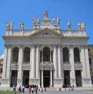 l Battistero, la Basilica di San Giovanni in Laterano e il Giro delle 7 Chiese - Visita guidata Roma