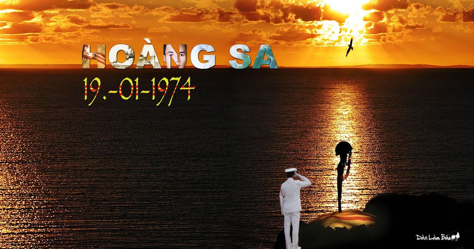 Kỷ niệm 45 năm Hải chiến Hoàng  Sa và nhận diện kẻ thù của dân tộc Việt Nam