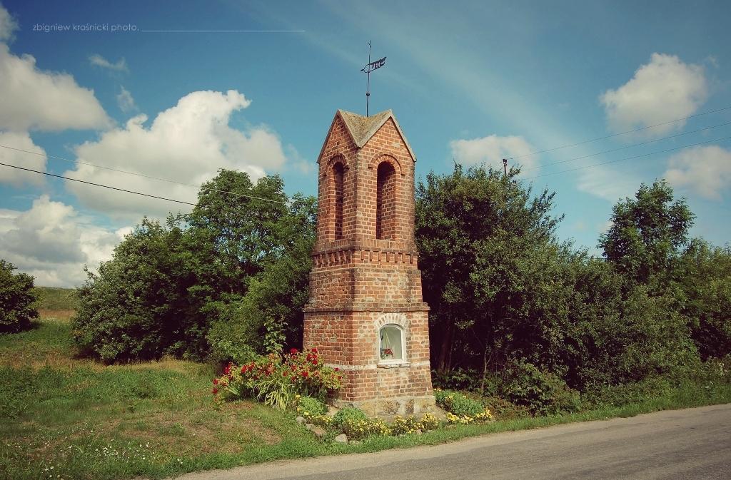 Kapliczka w Gołogórze