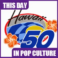 Hawaii became a state on August 21, 1959.