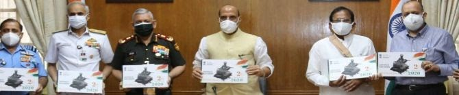 Rajnath Singh's Booklet On 'Reforms' Shows Defence Ministry Is Still A Serial Propagandist