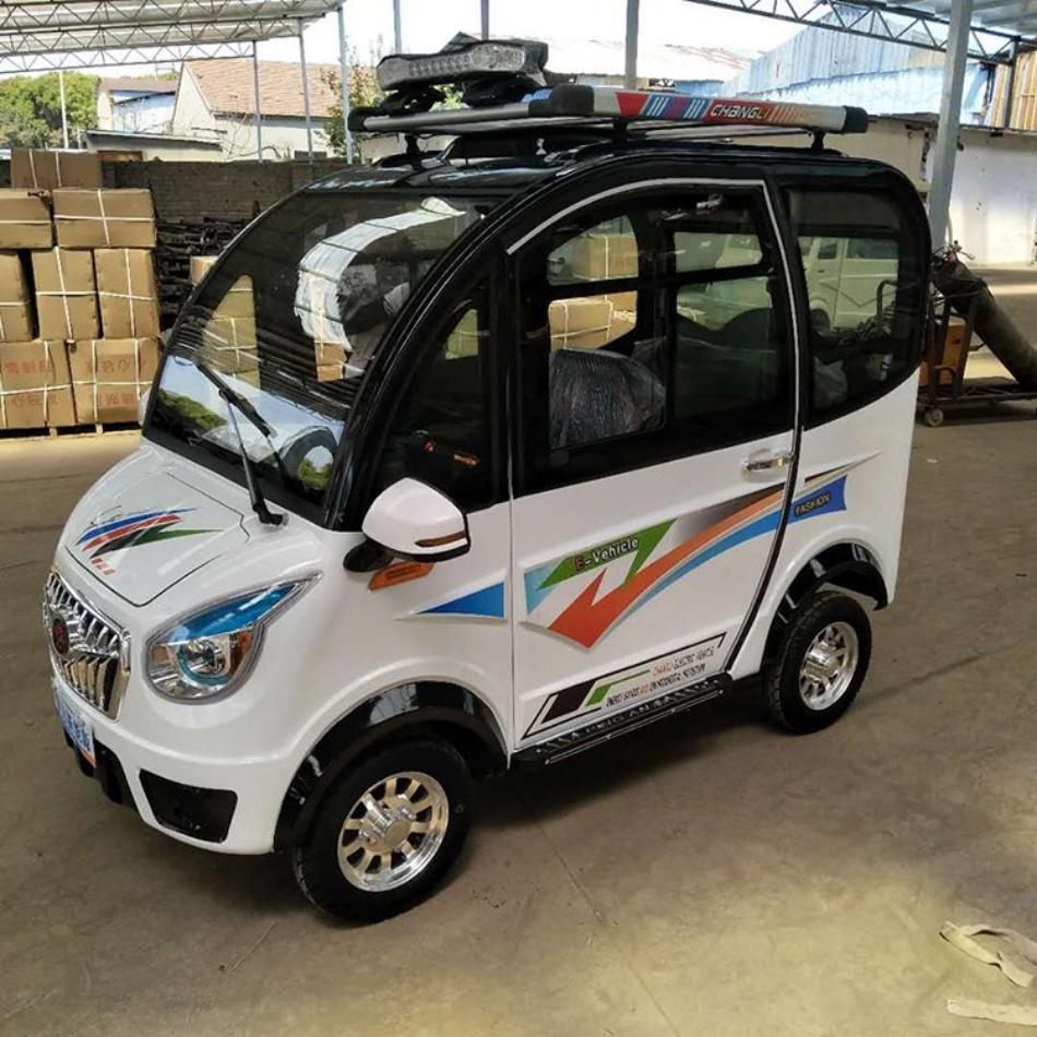 Changzhou Xili Car Industry, Changli, Changli Nemeca, Electric Car