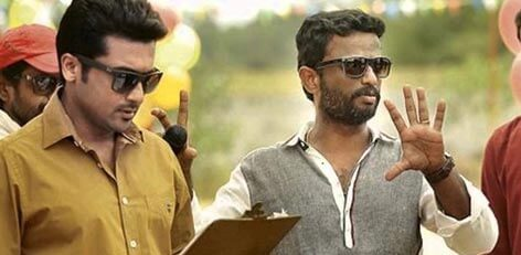Surya 40 Pandiraj Latest announcement.