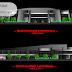 مخطط مشروع محطة حافلات بشكل مميز كاملا اوتوكاد dwg