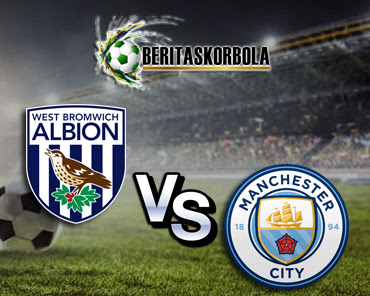 Prediksi Bola West Bromwich Albion vs Manchester City 27 Januari 2021