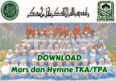 Download Mars dan Hymne TKA/TPA