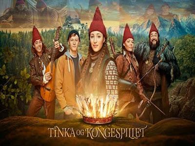 Lyrics Tinka og konge spillet