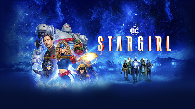 Stargirl (Serie de TV) (2020) Temporada 1 Web-DL 720p Castellano-Ingles