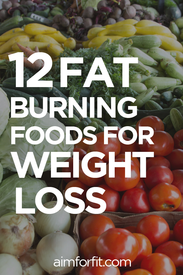 photo of fat burning foods for weight loss