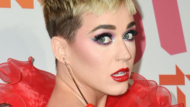 El testigo de la continuidad de Katy Perry