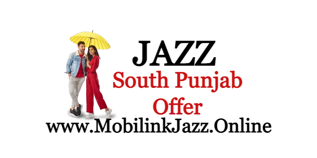Jazz South Punjab Offer