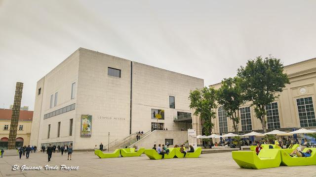 Leopold Museum - Viena por El Guisante Verde Project