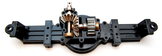 Tamiya TXT-1 ring and pinion