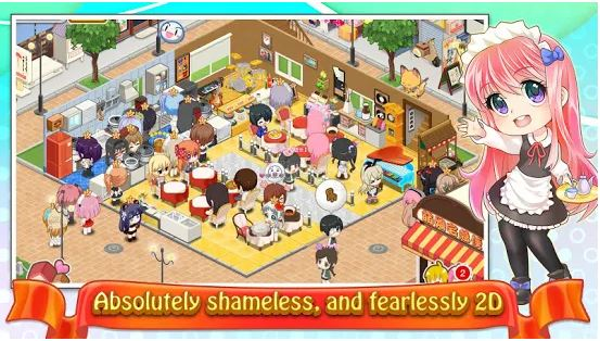 Download Moe Girl Cafe 2 MOD APK 1.33.63 (MOD Money/Diamonds) For Android 1