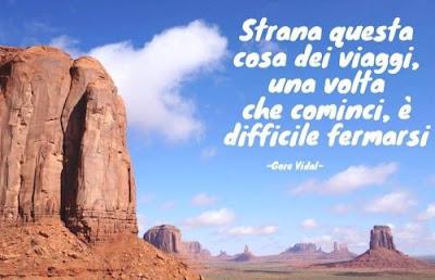 Blog di viaggi e vacanze in Italia - Riflessioni e aforismi di viaggio