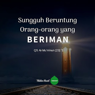 kata mutiara islam tentang keimanan
