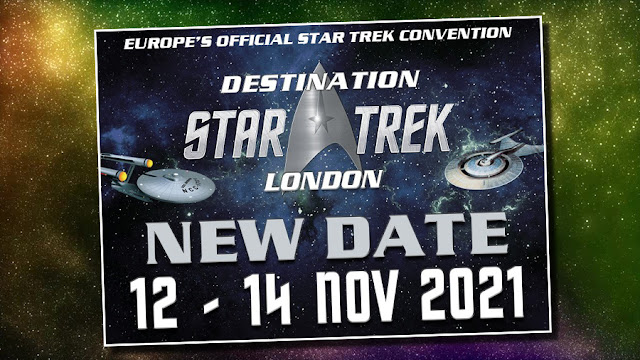 Destination Star Trek convention