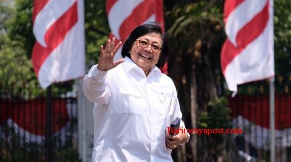 Menteri KLHK Membagi 6,5 Juta Ha Hutan Adat. Kalimantan Kebagian 54.978 Ha!!