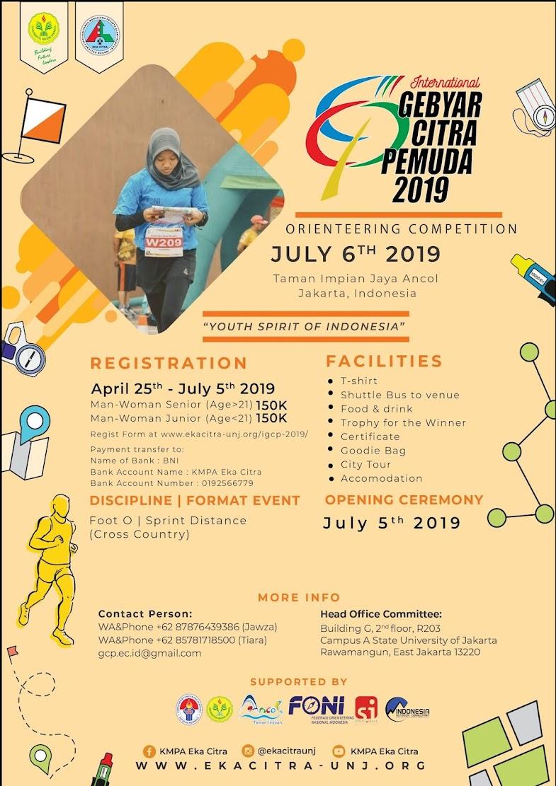 International Gebyar Citra Pemuda • 2019