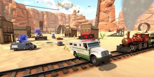 Crash Drive 3 MOD APK for Android IOS Download