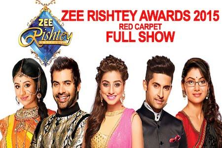 Zee Rishtey Awards 2015 Hindi Award Show Download