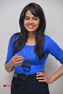 Actress Nandita Swetha Stills in Black Mini Skirt at Ekkadiki Potavu Chinnavada Movie Special Show  0004.JPG