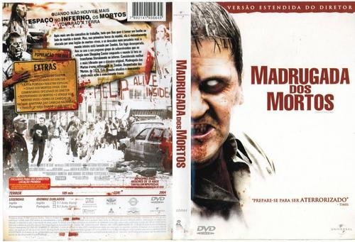 Madrugada Dos Mortos Torrent - BluRay Rip 720p e 1080p Dublado (2017)