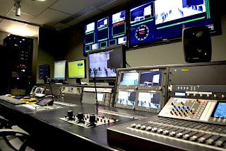 معايير تصميم الإستديوهات التلفزيونية