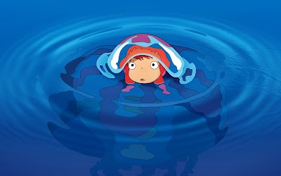 Gake no Ue no Ponyo Movie Subtitle Indonesia