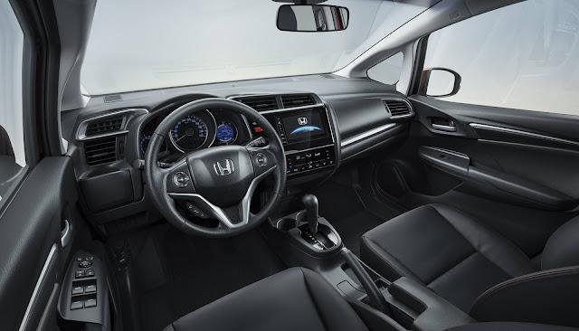 Honda WR-V 2019
