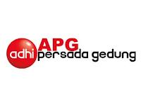 PT Adhi Persada Gedung - Penerimaan Untuk Posisi Quantity Surveyor November 2019
