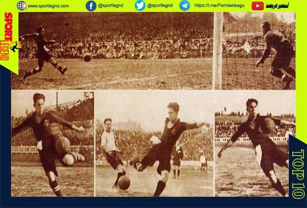 افضل عشر هدافين في تاريخ برشلونة