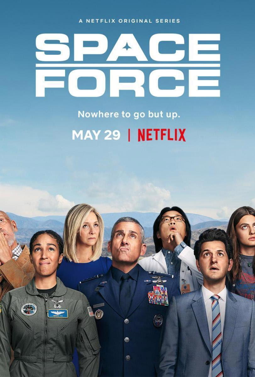 Space Force Temporada 1 Dual Subtitulado/Latino 720p
