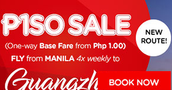 air asia piso fare