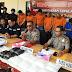 "Polda Kepri Ungkap Tidak Pidana Narkotika Jaringan Internasional ""Indonesia-Malaysia"""