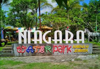 Niagara Water Park Ambulu (Water Park)